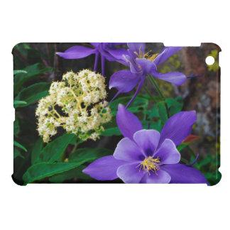 Mutant Columbine Wildflowers Cover For The iPad Mini