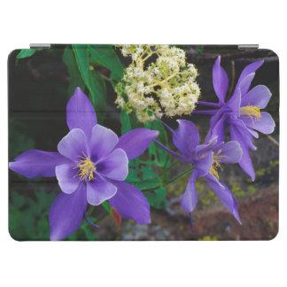 Mutant Columbine Wildflowers iPad Air Cover