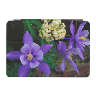 Mutant Columbine Wildflowers iPad Mini Cover
