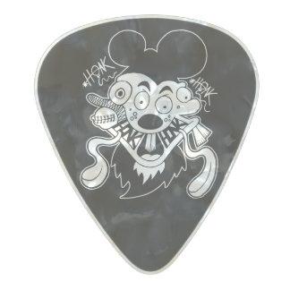 Mutant Honk Guitar Picks! Pearl Celluloid Guitar Pick