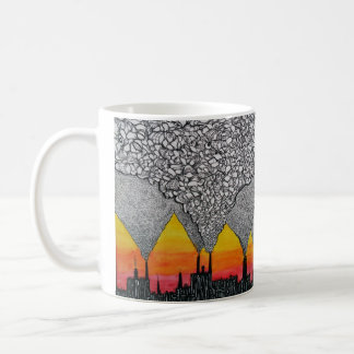 Mutant Pollutant, JAGIII.com Coffee Mug