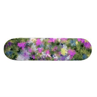 Mutations in Color Skateboard