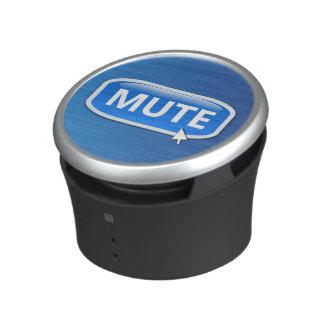 Mute button. bluetooth speaker