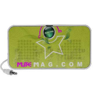 Mute Doodle Mini Speaker