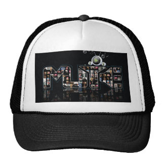 Mute Media LLC Trucker Hat