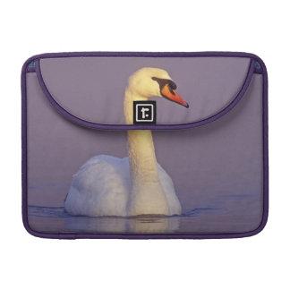 Mute Swan, Cygnus olor,male, Unterlunkhofen, Sleeves For MacBook Pro