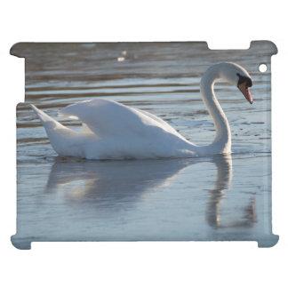 Mute Swan iPad Case