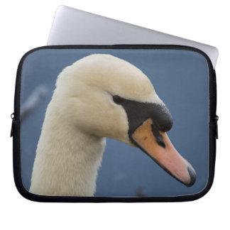 Mute Swan Laptop Sleeve
