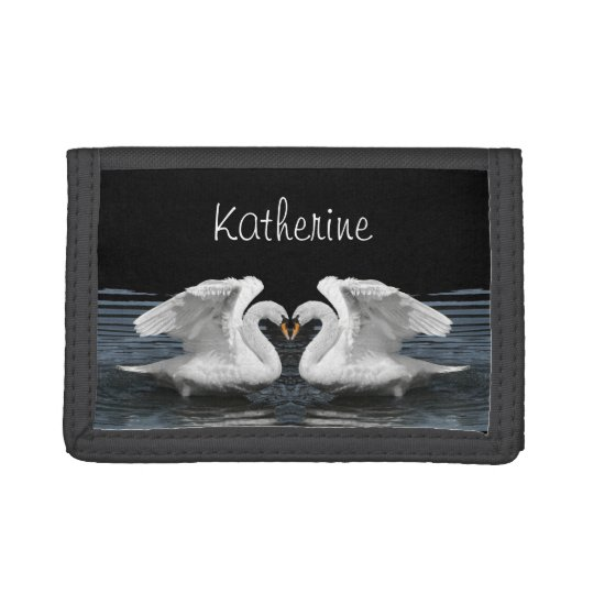 Mute Swan Mirror Image - Personalise Template -