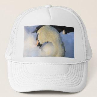 Mute Swan Trucker Hat