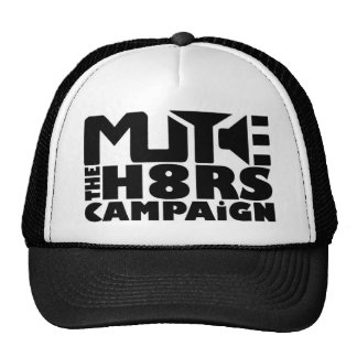 Mute the H8rs Cap
