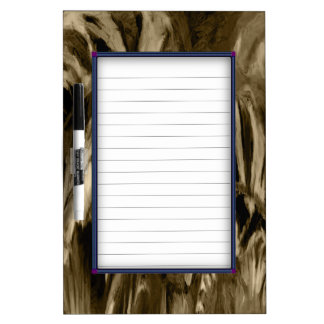 Muted Beauty Dry Erase Boards