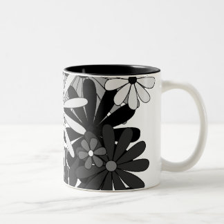 Muted Green Vintage Design Coffee Mug