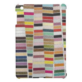 Muted Multicolor Swatches iPad Mini Cases