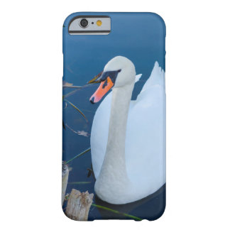 muted swan iPhone 6 Barely There case Barely There iPhone 6 Case