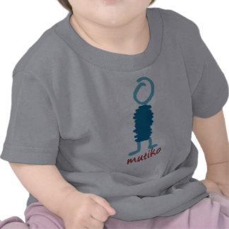 Mutiko alone. Infant T-Shirt
