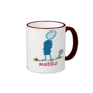 Mutiko complete. Mug