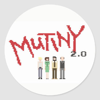Mutiny 2.0 Sticker