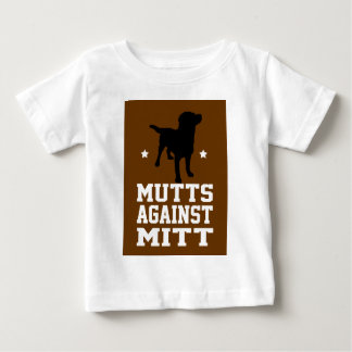 mutt against mitt t shirts