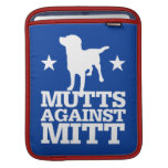 Mutts Against Mitt Sleeve For iPads
