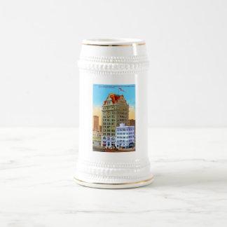 Mutual Bank Building Beer Steins