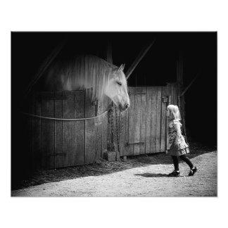Mutual Curiosity Photo Print