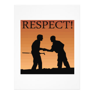 Mutual Respect Flyers