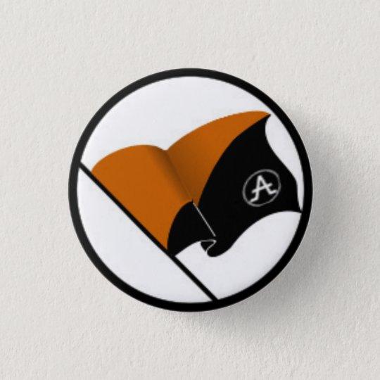 Mutualist Flag 3 Cm Round Badge