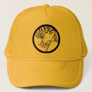 muuhh - cute anime - kawaii >_< trucker hat