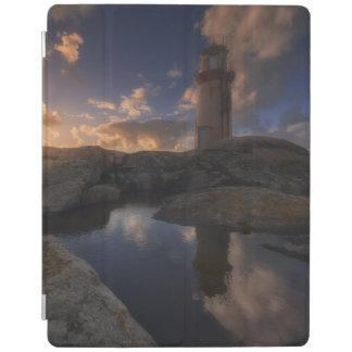 Muxia Lighthouse   Galicia, Spain iPad Cover