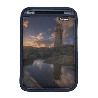 Muxia Lighthouse | Galicia, Spain iPad Mini Sleeve