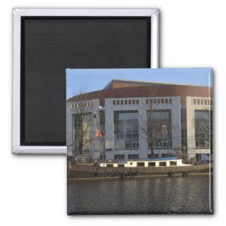 Muziektheater, Amsterdam Fridge Magnet