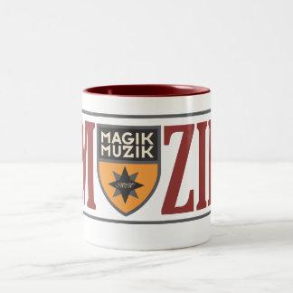 Muzik Logo Mug