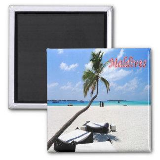 MV - Maldives - Main Beach Magnet