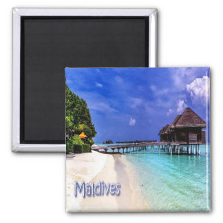 MV - Maldives - Maldives Magnet