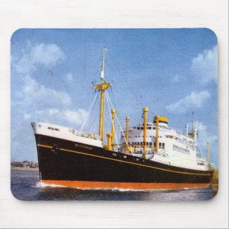 MV Westerdam, Holland America Line Mouse Pad