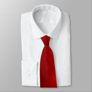 MVB Gradual Red Solid Design Tie