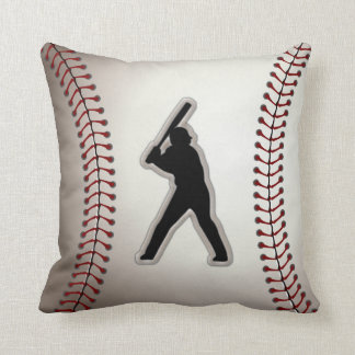 MVP Baseball Player - Cool Baseball Stitches Look Cushion