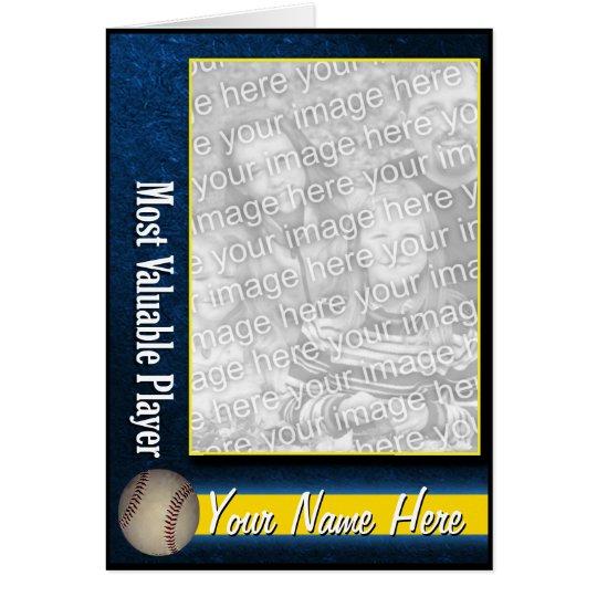 'MVP' Card