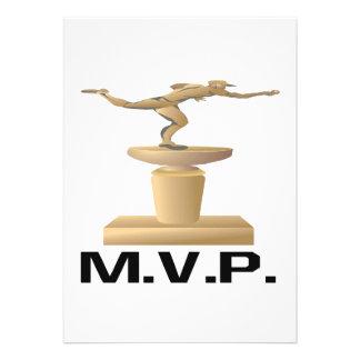 MVP CUSTOM INVITATION