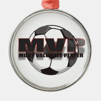 MVP SOCCER ORNAMENT