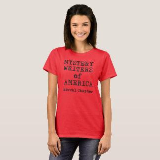 MWA t-shirt women's short sleeve no back printing