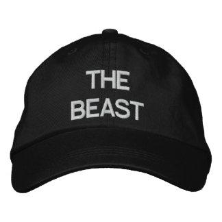 MWA The Beast Hat Embroidered Baseball Caps
