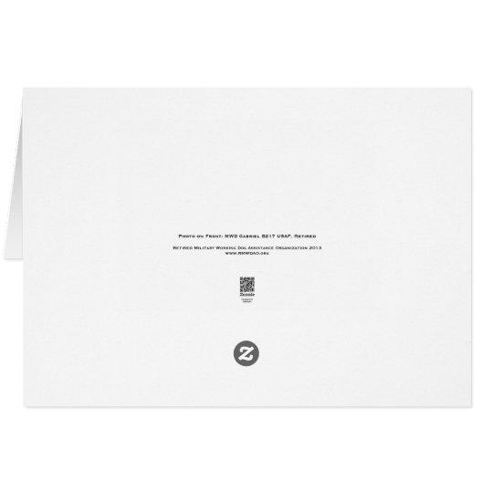 MWD Gabriel Greeting Cards