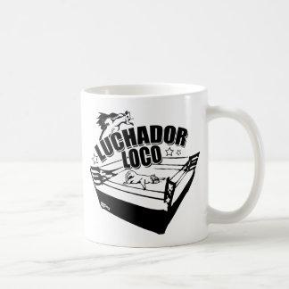 MWS Luchador Loco mug