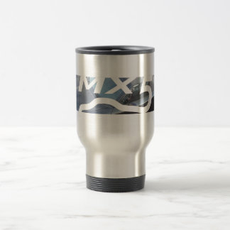 MX5 reismok metal Stainless Steel Travel Mug