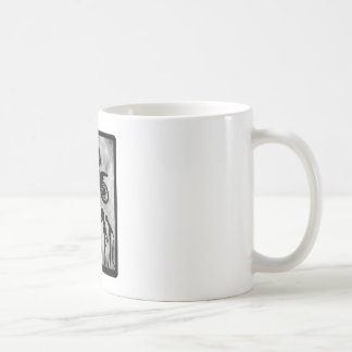 MX ALL SHOWS BASIC WHITE MUG