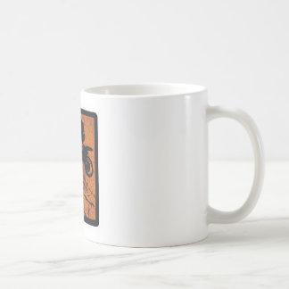 MX BIKE CANYONs Basic White Mug