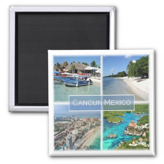 MX * Cancun - Mexico Magnet