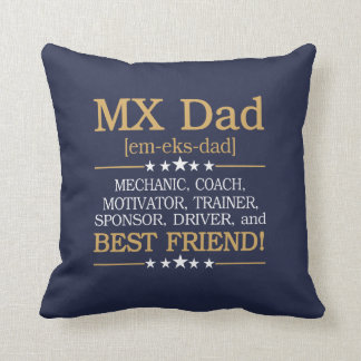 MX DAD CUSHION